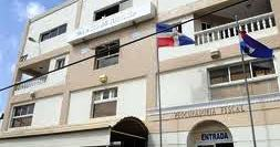 Fiscalía provincia Santo Domingo