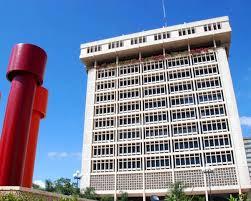 banco central, fachada, 14 de enero de 2014