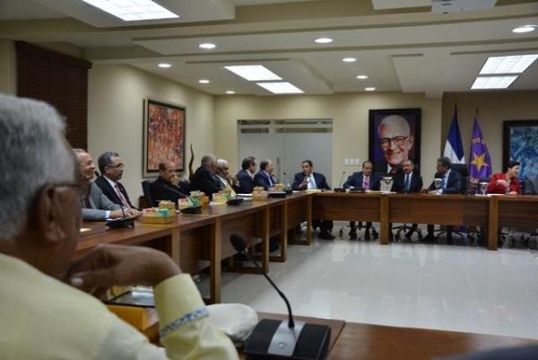 Comité Político del PLD.