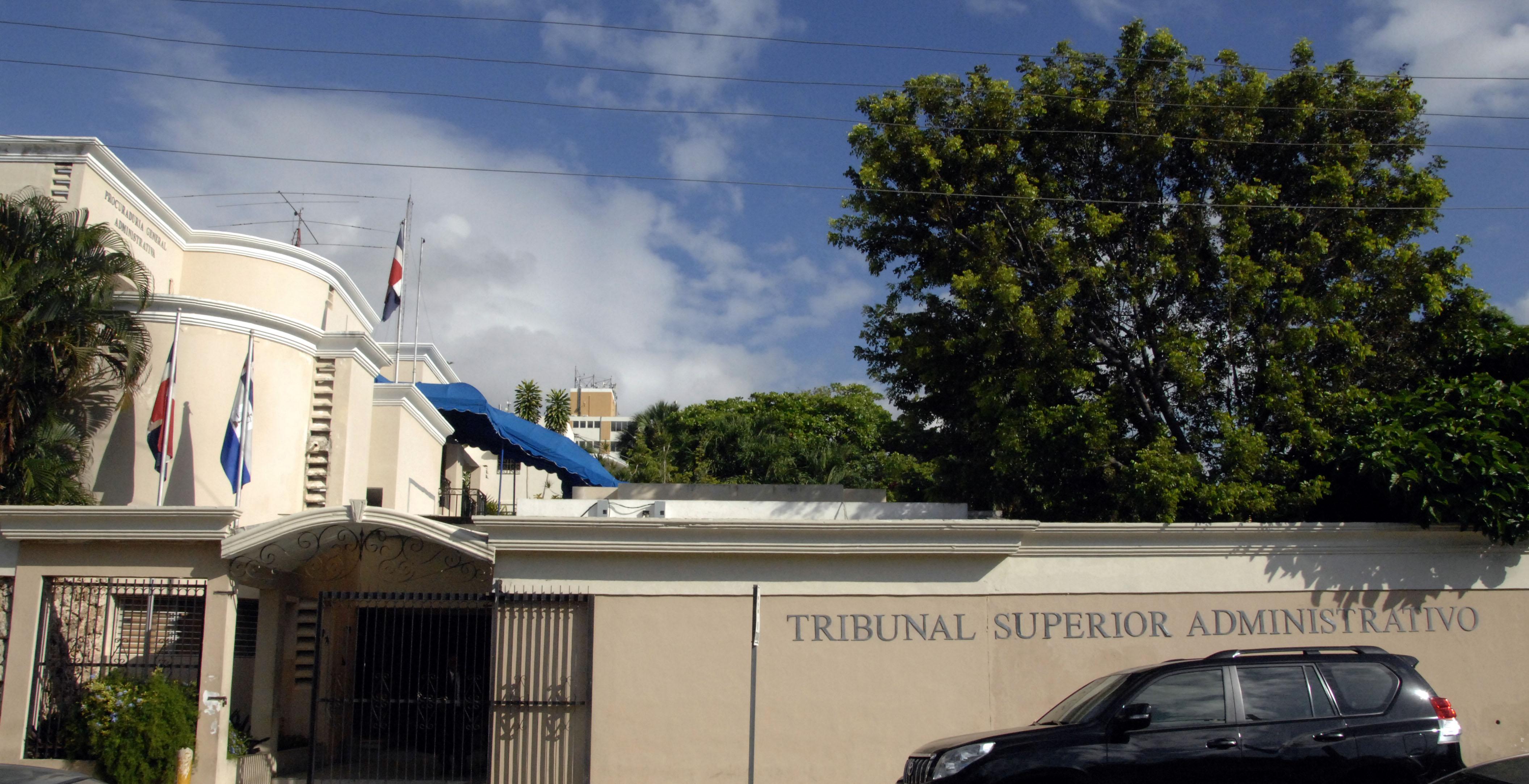 Tribunal Superior Administrativo.