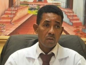 Clemente Terrero, médico.