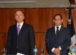 Francisco Domínguez Brito y Mariano Germán Mejía.