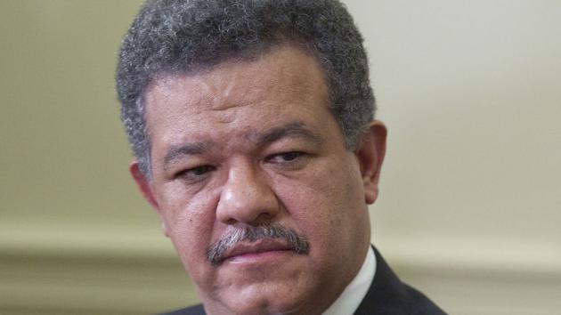 Leonel Fernández, expresidente de la República y presidente del PLD.