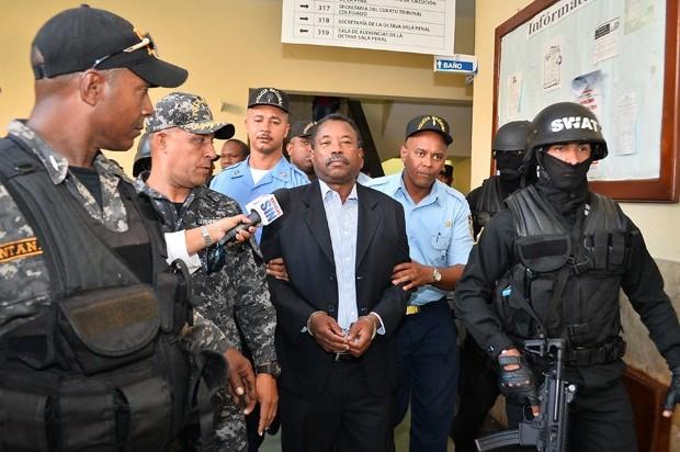 Blas Peralta está acusado de la muerte de Mateo Aquino Febrillet.