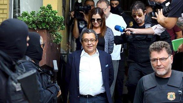 Joao Santana fue condenado a ocho años de prisión.