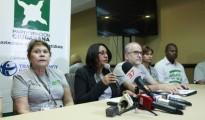 Miembros de Participación Ciudadana.