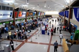 Aeropuerto Internacional Las Américas.