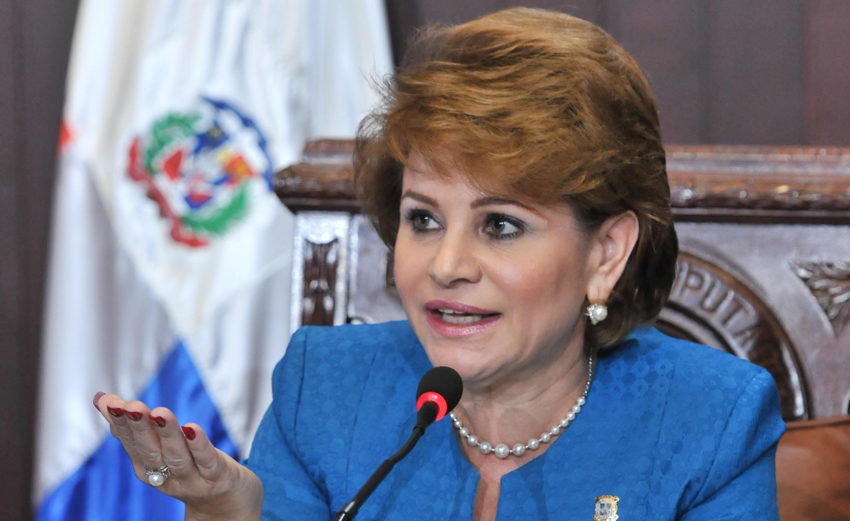 Presidenta c mara de diputados define como temas del pa s for Camara de diputados leyes