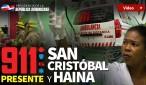 Foto 911 en San Cristòbal y Haina.