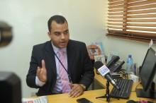 José Luis Cruz, director de Gestión Riesgo y Atención a Desastres de Salud Pública.
