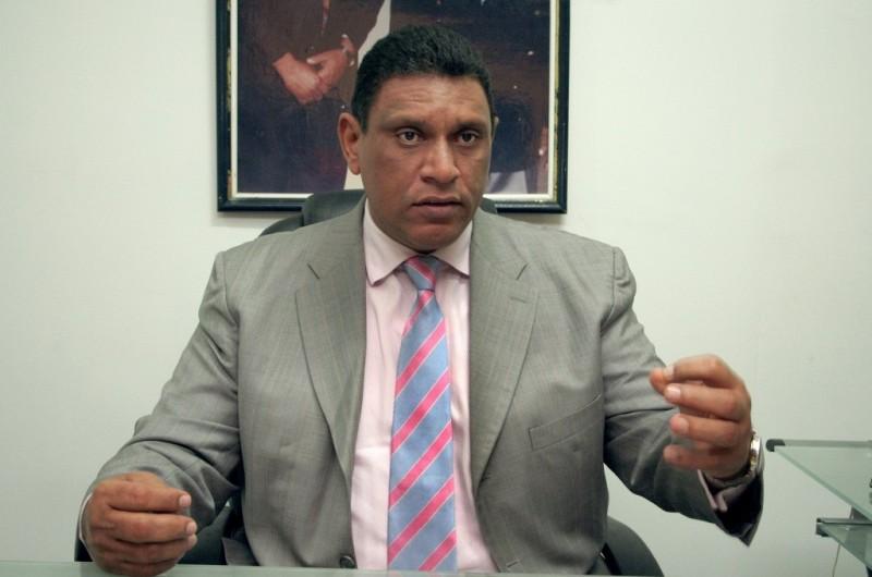 Jesús Vásquez Martínez, expresidente del Senado y dirigente del PRM.