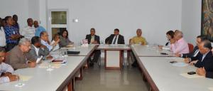 Representantes de empleadores y patronos en el Comité Nacional de Salarios.