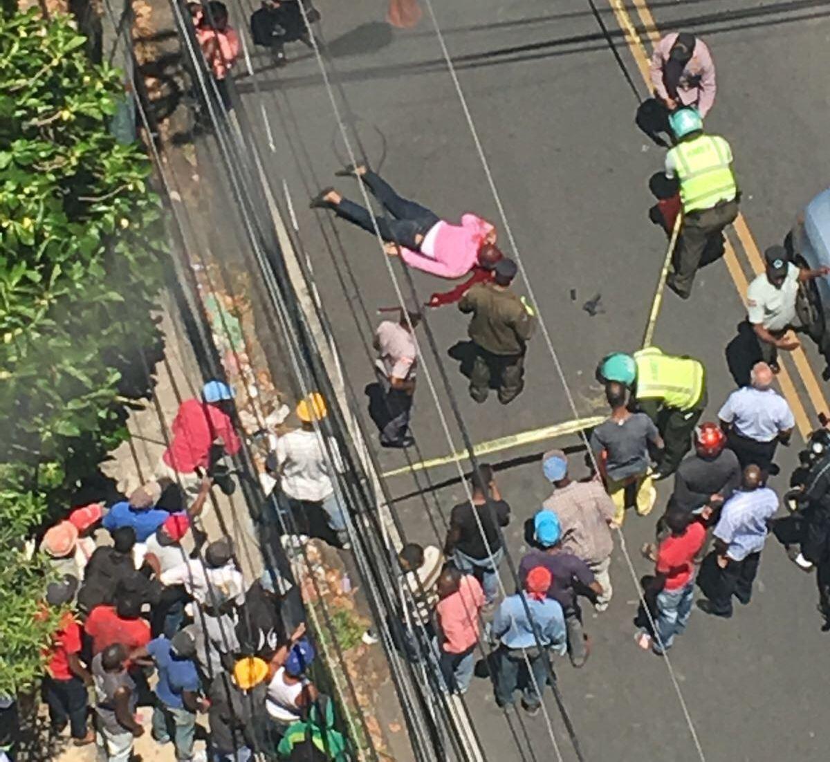Herido en asalto en ARS Constitución.