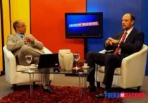 José del Castillo Saviñón entrevistado por Elvis Lima.