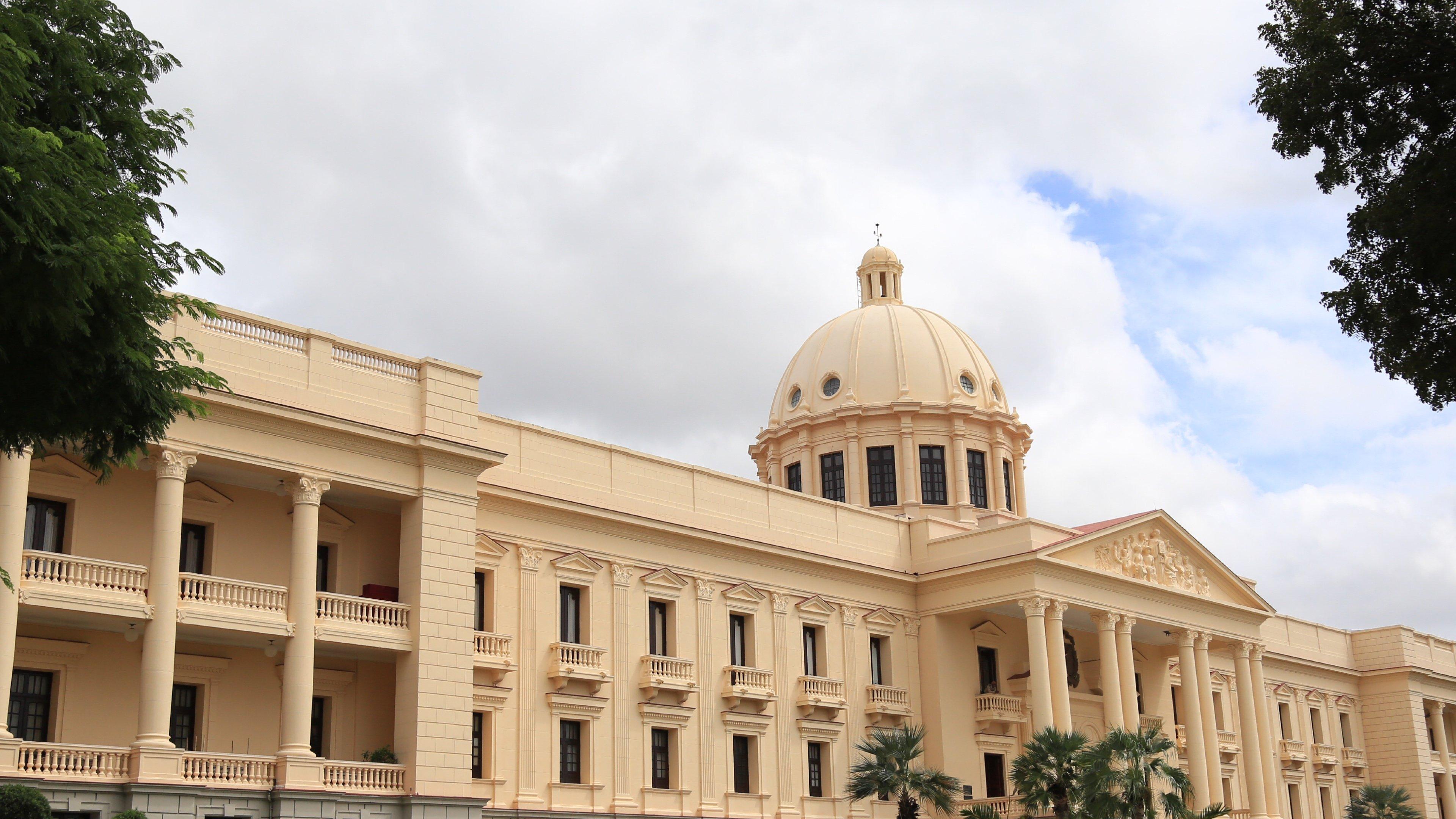 Palacio Nacional, nueva.