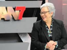 Altagracia Guzmán, ministra de Salud.