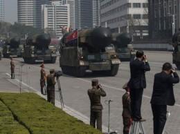 Arsenal de misiles de Corea del-Norte.