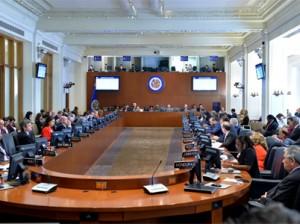 Consejo Permanente de la OEA.