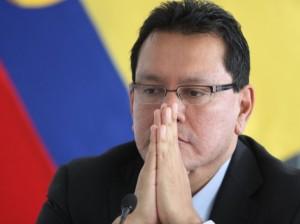 Félix Moreno, gobernador regional de El Callao.