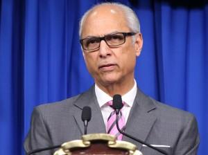 Flavio Darío Espinal, consultor jurídico del Poder Ejecutivo.