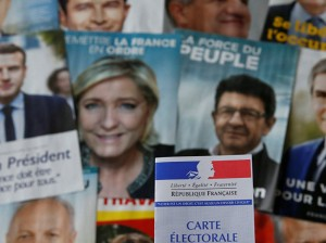 Franceses acudirán a comicios el 7 de mayo para votar por Macron o Le Pen.