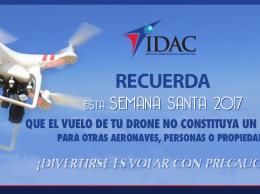 Idac y drones.