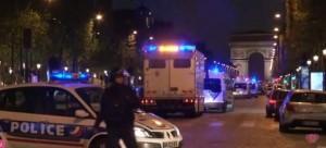 La zona ha sido acordonada en París.