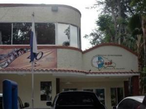 Local de la Asociació Dominicana de Profesores.