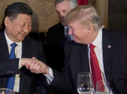 Trump-Xi summit at Trump's Mar-a-Lago estate in Florida