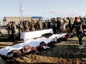 Militares muertos en ataque de talibán en Afganistán.