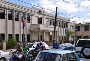 Palacio de Justicia de Samaná.