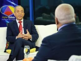 Rubén Bichara entrevistado en Matinal, de Telemicro.