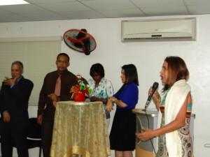 Actividad de la Sociedad Dominicana de Anestesiología.