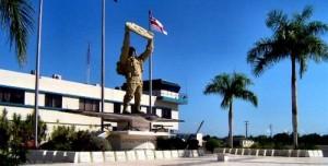 Fuerza Aérea de República Dominicana.