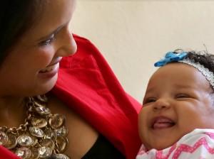 El presidente Danilo Medina externa felicitación a las madres dominicanas.