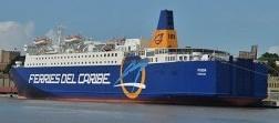 Ferries del Caribe.