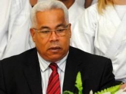 José Luis Ramírez, presidente de la Federación de Karate, en foto de archivo.