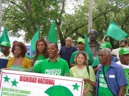 La Marcha Verde ha realizado movilización en varias partes del país.