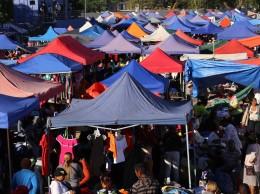 Mercado de pulgas de Santiago