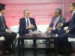 Miguel Ángel Núñez, Luis Miguel De Camps, Darío Contreras y Guillermo Tejada.