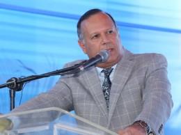 Nelson Rodrìguez, director del Servicio Nacional de Salud.