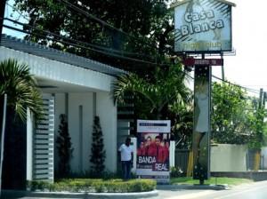 Nigth Club Casa Blanca.