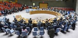 Reunión del Consejo de Seguridad de la ONU sobre la situación en Corea del Norte.