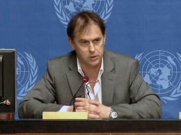 Rupert Colville, portavoz del Alto Comisionado de la ONU para los Derechos Humanos.