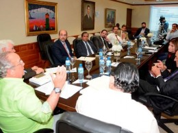 Comisión de Industria, Comercio y Zonas Francas avanza en estudio de ley de Aduanas