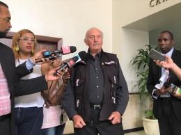 El diputado Fidelio Despradel presentó interpelación de Bichara ante la Secretaría de la Cámara.