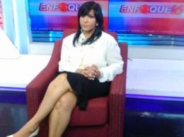 Geanilda Vásquez.