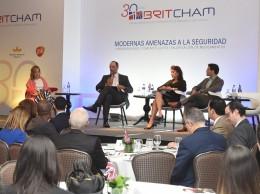 José del Castillo participa en evento de Cámara Británica de Comercio de la República Dominicana.