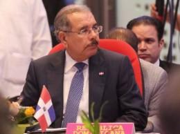 Presidente Medina a Costa Rica