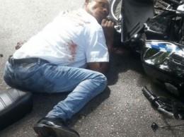 hombre pierde la vida en accidente de transito